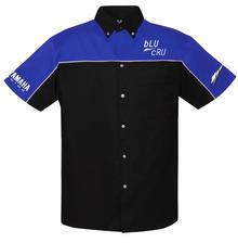 bLU cRU Buttondown Pit Shirt