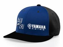 Black n Blu Performance Stretch Cap