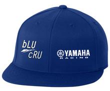 New bLU cRU Snapback Cap