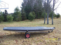 Jetwind Sailboat Top Cover - Deck Cover