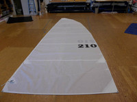 Mainsail to fit Hobie® 21 SC - White Dacron