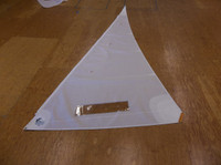 Jib Sail to fit Hobie® 21 SC - White Dacron