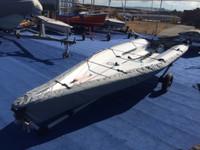 RS Aero Sailboat Bottom Cover - Boat Hull Cover