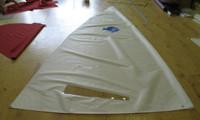 Super Sunfish Sail White