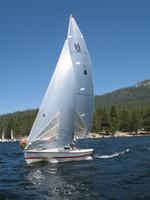 Holder 20 Race Level 135% Radial Genoa