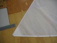 Super Sailfish Sail White