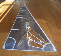 Nacra 5.0 Jib Sail Radial Laminate