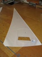 Jib Sail to fit Hobie® 14 Turbo - White Dacron
