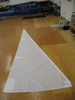 Nacra 5.2 Jib Sail White Dacron