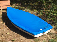 JY 9 Sailboat Top Cover - Boat Deck Cover