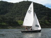 Capri 14.2 White Daysailing Sails Set
