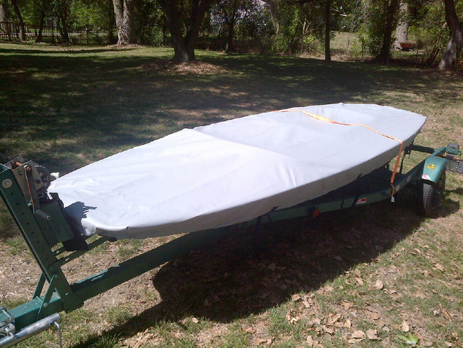 Butterfly Sailboat Top Deck Cover Sail Boat