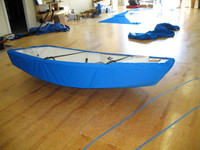El Toro Sailboat Bottom Cover- Boat Hull Cover