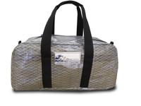 Sailcloth Duffel Bag Gun Metal Gray Medium