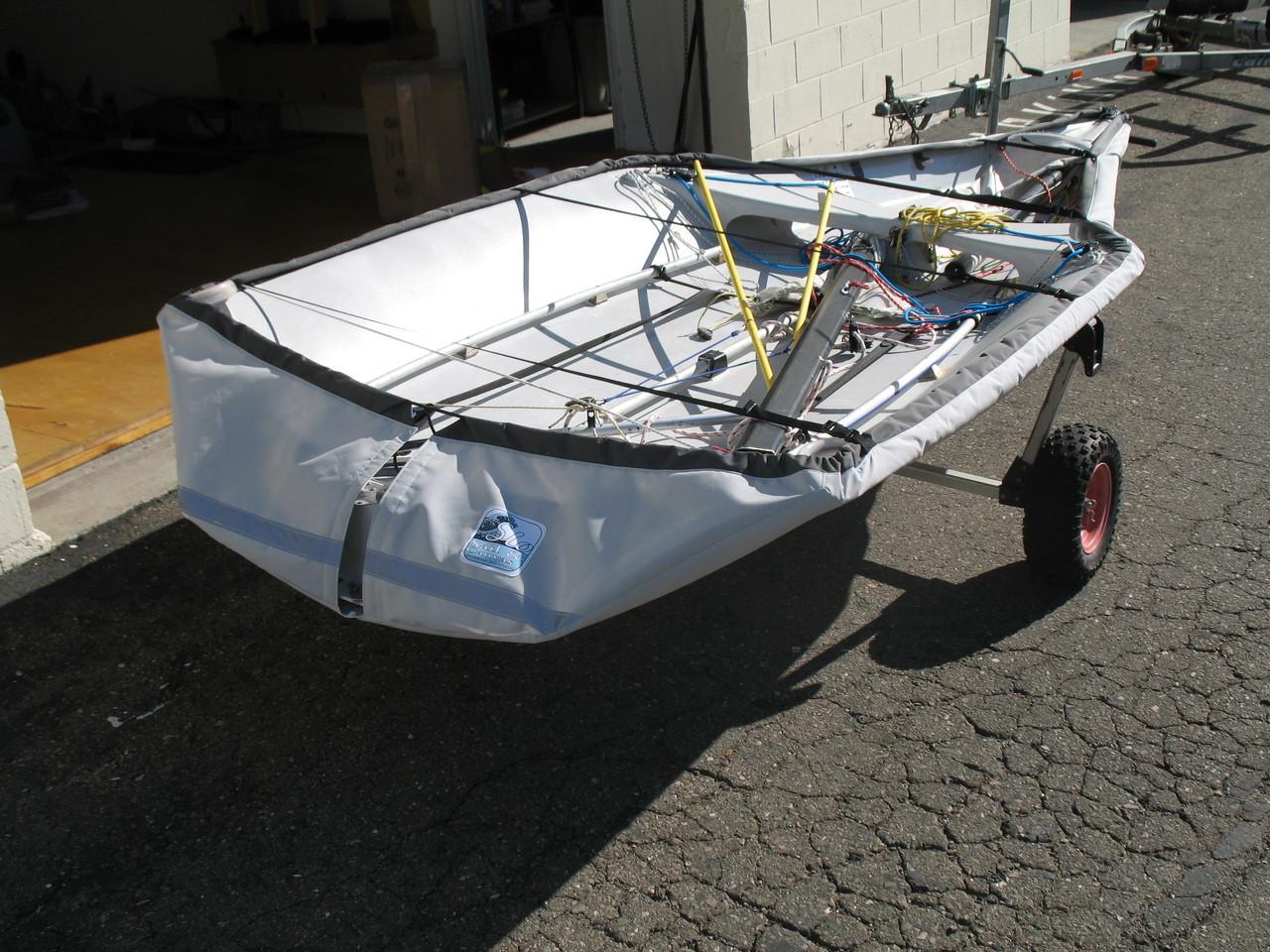29er sailboat Bottom cover
