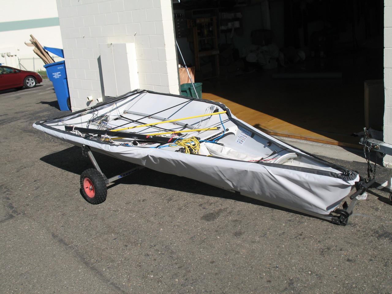 29er Sailboat Bottom cover hull