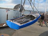 O'Day DaySailer Sailboat Bottom Cover - Boat Hull Cover