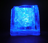 LED Flashing Ice Cube