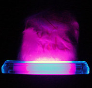 Red UV Black Light Powder near Black Light