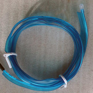 Blue Electroluminescent wire