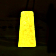 Fluro Yellow Glow In The Dark Chalk