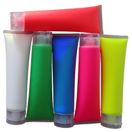100ml UV Glow Face and Body Paint Tubes