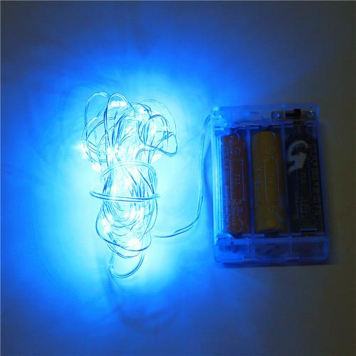 Blue LED Light Strip