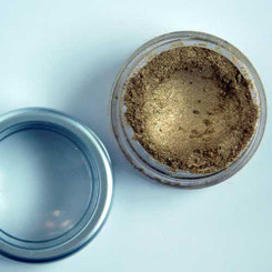 Clay Mineral Eye Shadow-FORGED GOLD