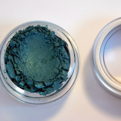 Clay Mineral Eye Shadow-BLUE SPRUCE