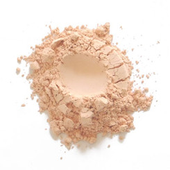 Clay Mineral Full Coverage Foundation-LIGHT IVORY