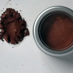 Clay Mineral Eye Shadow- RED MAPLE