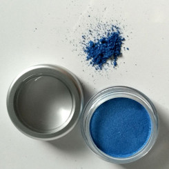 Clay Mineral Eye Shadow- OCEAN BLUE