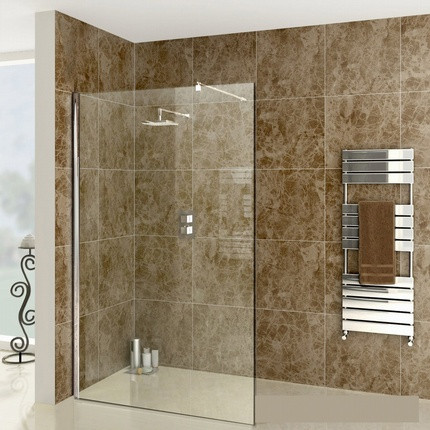 8mm Easy Clean Shower Screen (700 x 2000) - The Wetroom Store