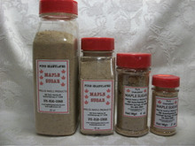 Maple Granulated Sugar