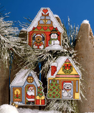 Design Works - Christmas Houses Ornaments (3)