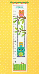 Dimensions - Owl Growth Chart