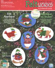 Dimensions - Winter Games Ornaments (6)
