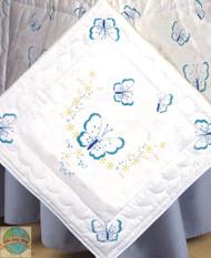 Design Works - Butterflies Quilt Blocks (6)