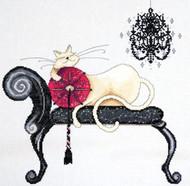 Design Works - Chandelier Cat