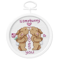 Janlynn Minis - Somebunny Loves You