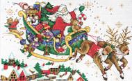 Design Works - Santa's Sleigh