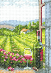 Dimensions Minis - Wine with a View