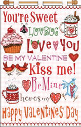Design Works - Valentine