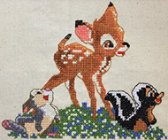 Kinkade / Disney - Bambi (Waste Canvas Kit)