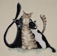 Design Works - Kitty Trio