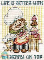 Design Works - Cupcake Chef