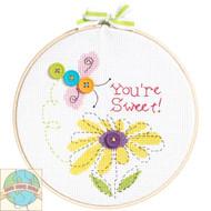 My 1st Stitch - You're Sweet
