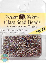 Mill Hill Glass Seed Beads 4.54g Mercury