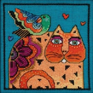Mill Hill / Laurel Burch - Feathered Friend (AIDA)