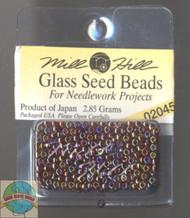 Mill Hill Glass Seed Beads 2.85g Santa Fe Sunset